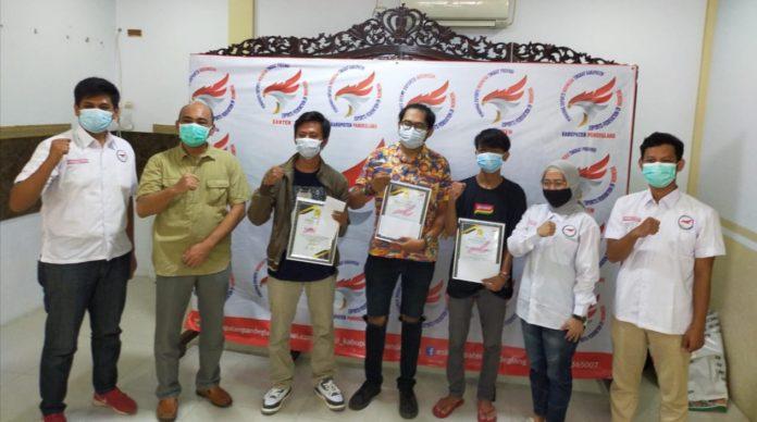 Pemenang E-Sport Indonesia Pandeglang 2020, Akan Berkompetisi Menuju Provinsi