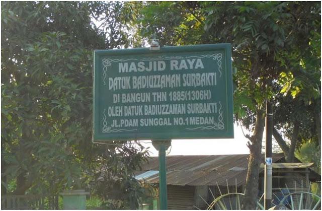 Mesjid Datuk Badiuzzaman