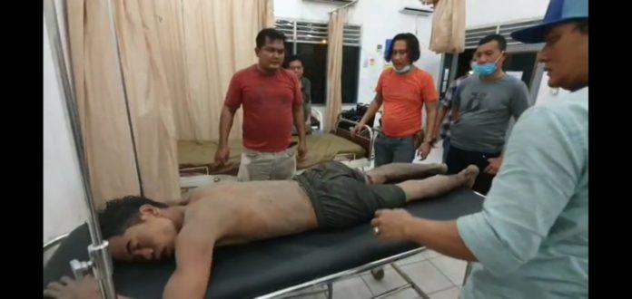 Polisi Belawan, Tembak Residivis Kasus Perampokan