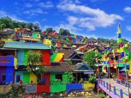 Kampung Warna - Warni
