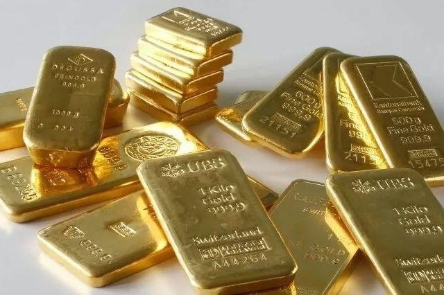 Emas Memang Turun