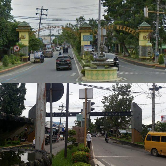 Gerbang Simpang Bupati