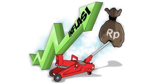 Inflasi Desember 2020 Tinggi