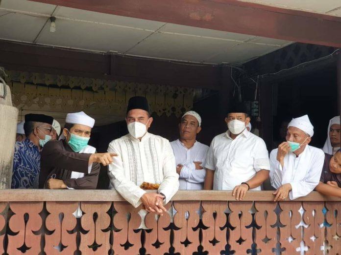 Kadis Kominfo Sumut Yakinkan Semua Pihak Gubsu Hormat kepada Ulama