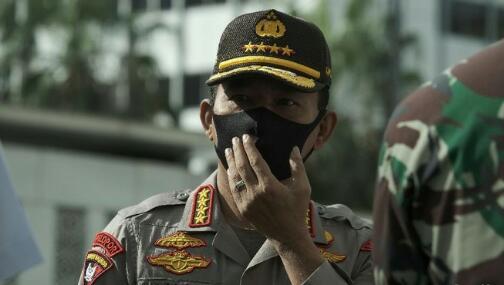 Idham Azis, Bantah Sudah Ajukan Surat Pergantian Kapolri ke Jokowi