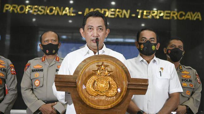 Muhammadiyah dan NU Tanggapi Listyo Sigit Prabowo Calon Kapolri