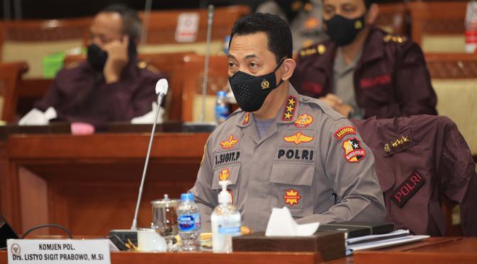 Listyo Sigit Prabowo, Ingin Tak Ada Lagi Polantas Menilang Dijalan