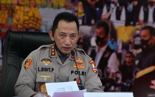 Jokowi Disebut Bakal Ajukan Listyo Sigit Prabowo Calon Tunggal Pengganti Idham Azis