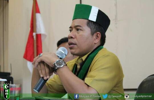 Mulyadi Tamsir, Mantan Ketum PB HMI dan Istri Masuk Daftar Penumpang Sriwijaya Air SJ182