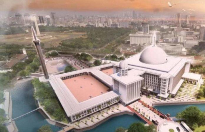 Mengembalikan Marwah Masjid Istiqlal
