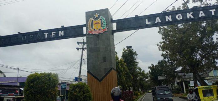 PB MBN Langkat, Sesalkan Gerbang Selamat Datang Di Simpang Bupati Stabat Hilangkan Ornamen Melayu