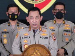Pesan Jokowi ke Listyo Sigit Prabowo