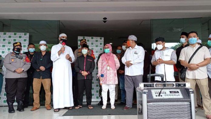 Keluarga Pastikan Jenazah Syekh Ali Jaber Dimakamkan di Ponpes Daarul Quran