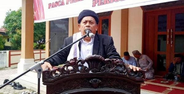 Gubernur Edy Rahmayadi