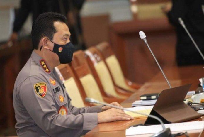 Jokowi Pada Kapolri Jenderal Listyo Sigit Prabowo