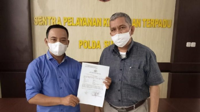 Guru Besar USU Dilaporkan ke Polda Sumut, Terkait Cuitan SBY-AHY Bodoh