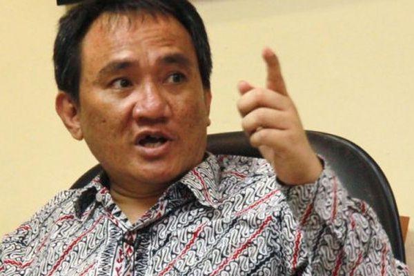 Andi Arief: Lingkar Jokowi yang Mau Ambil Kepemimpinan AHY Adalah Moeldoko