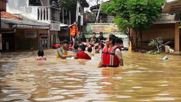 BMKG Ingatkan 5 Provinsi Siaga Banjir pada 22-23 Februari