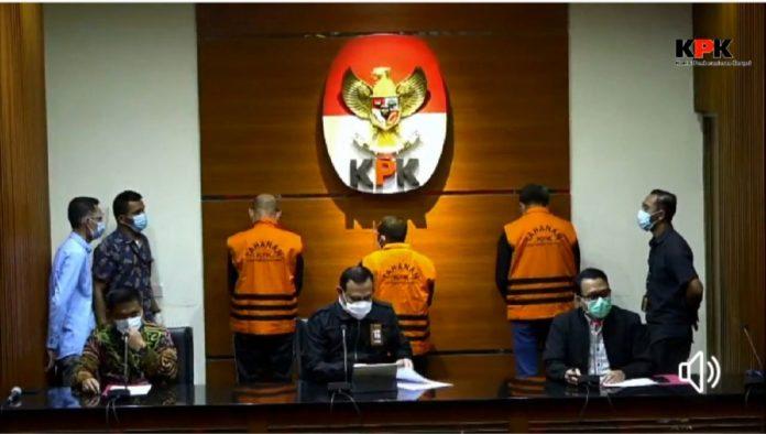 KPK Tetapkan Gubernur Sulsel Nurdin Abdullah Tersangka