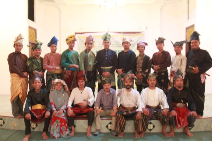 PB MBN Langkat, Gelar Pelatihan Destar, Tanjak dan Tengkulok Alam Melayu Bangkitkan Semangat Bermelayu