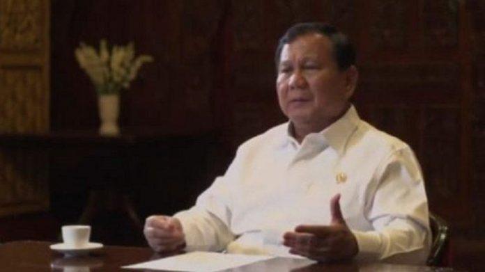 Prabowo: Gerindra Tak Boleh Jadi Pendendam