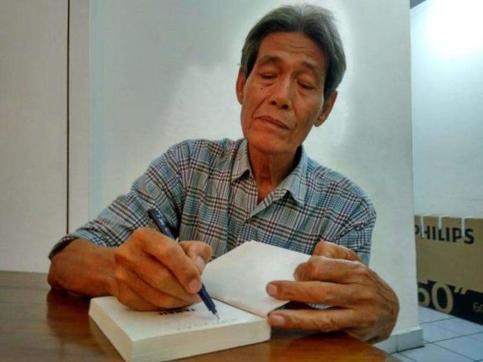 Martin Almeida, Sastra Kiri dan Koran PKI