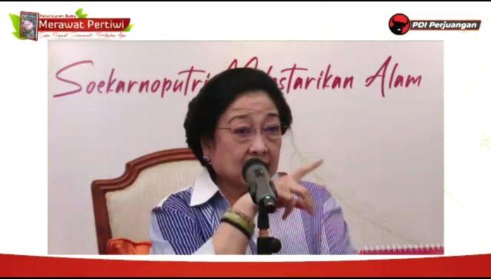 Bela Jokowi Soal Tuduhan Tiga Periode, Megawati: Yang Omong Itu Yang Kepengen Sebetulnya
