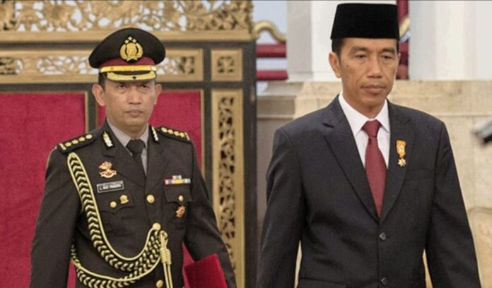 Hakim Suparman Nyompa Takut, Kapolri Listyo Sigit Prabowo Tegas Tindak Teroris FPI