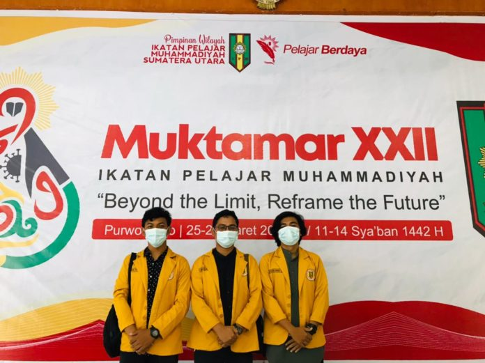 PD IPM Sibolga Himbau Pelajar Muhammadiyah Tidak Corat-coret Seragam