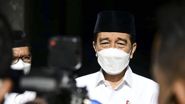 Jokowi Beri Kesempatan NB dkk yang Tak Lulus TWK, Mulia Sekali Hati Pak Presiden