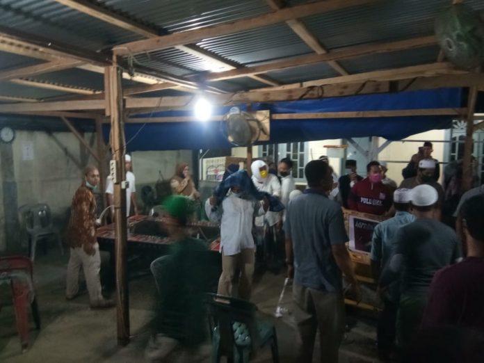 Lokasi Judi di Babalan Langkat Digeruduk, Pengelola Ancam Massa Pakai Parang