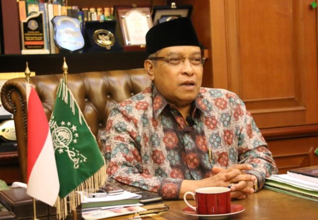 Said Aqil Sampaikan 3 Sikap PBNU usai Jokowi Cabut Lampiran Perpres Soal Miras