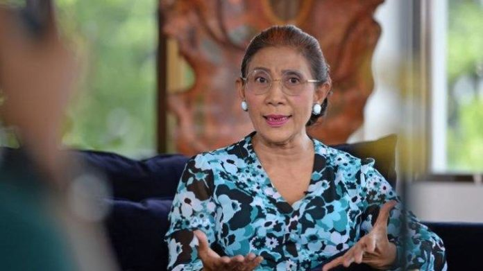 Susi Pudjiastuti, Memohon Agar Jokowi Urungkan Rencana Impor Beras