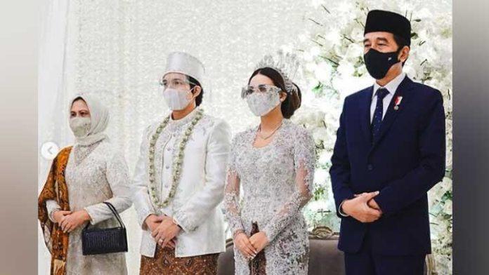 Hadiri Pernikahan Atta Aurel, Fiersa Besari Sindir Presiden Jokowi
