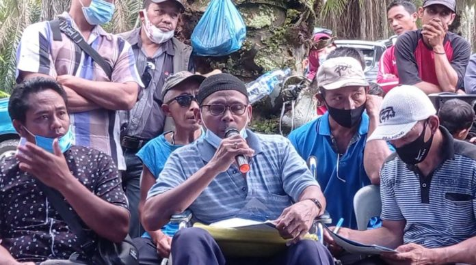 147 Hektar Lahan Warga Langkat