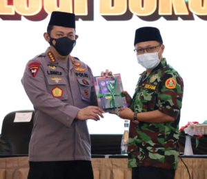 Kapolri Listyo Sigit, Ajak Pemuda Muhammadiyah Bangun Ketahanan Nasional