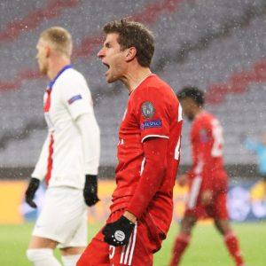 PSG Taklukkan Muenchen di Perempat Final UCL Leg I