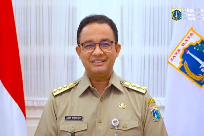 HMI MPO Bantah Seruan Geruduk Balai Kota DKI: Anies Kader Terbaik