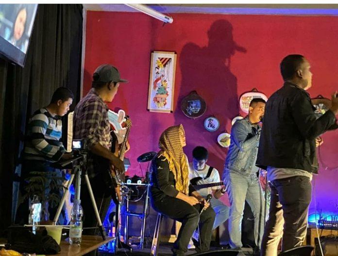 ADC Band, Hadir Bangkitkan Seni Musik di Langkat