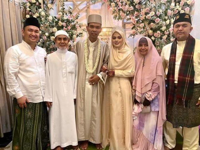 Ustadz Abdul Somad Akhirnya Sah Menikah dengan Gadis 19 Tahun Asal Jombang