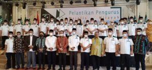 Wakil Gubernur Sumut, Sumbang 2 Mesjid untuk KAHMI Sumut