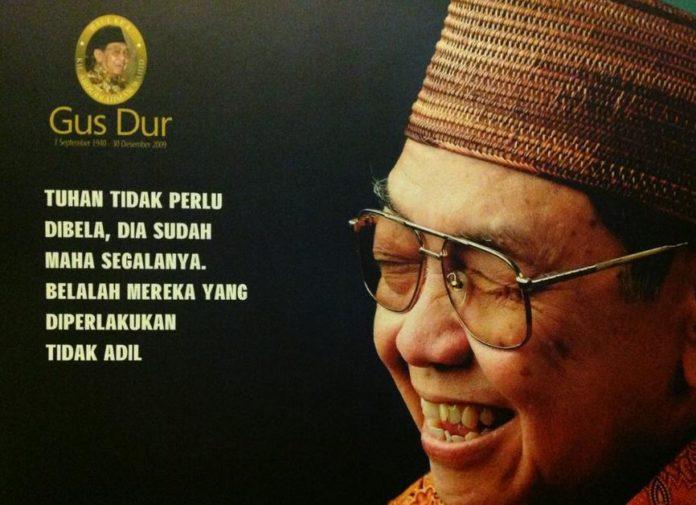 Teroris FPI Munarman Ditangkap Buktikan Kebenaran Gus Dur