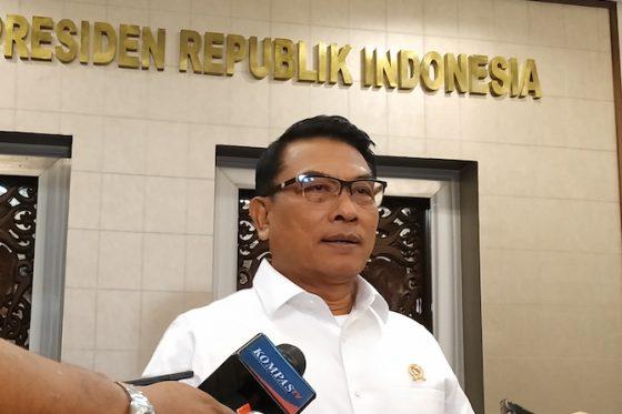 KSP Moeldoko, Tanggapi Isu Reshuffle Kabinet