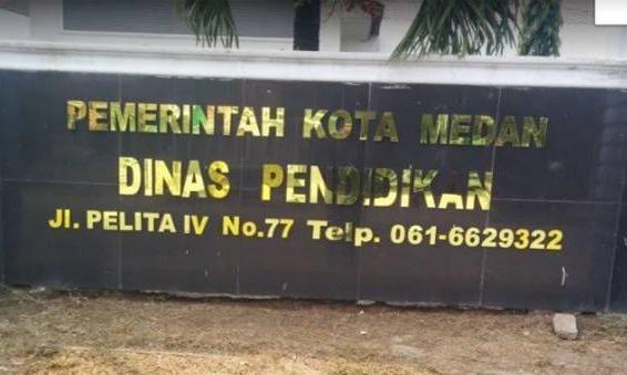 Kadis Pendidikan Medan