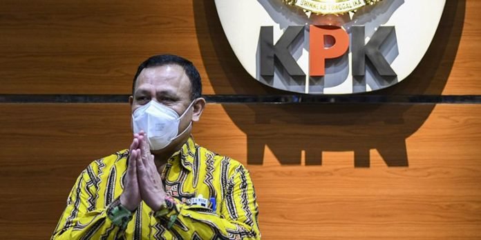 Ketua KPK Firli Bahuri, Pastikan Tidak Ada OTT di Tanjung Balai