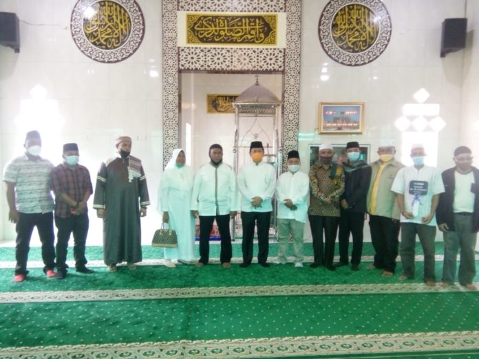Masjid Al Watman Salapian