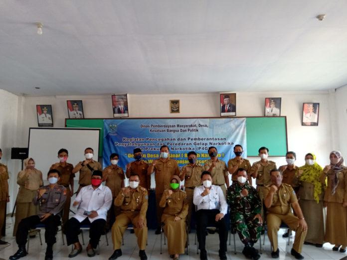 Pemkot Banjar, Melaksanakan Sosialisasi P4GN