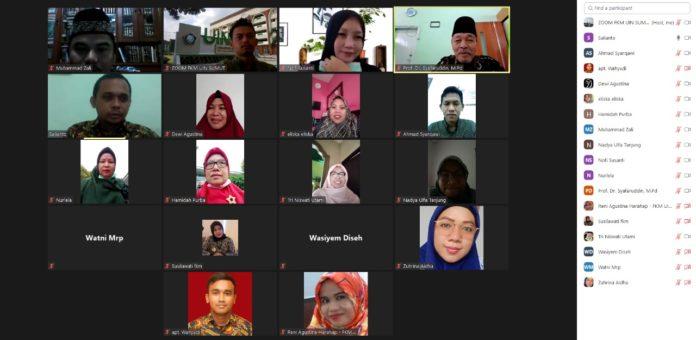 Tadarus Wahdatul Ulum Fakultas Kesehatan Masyarakat UIN-SU