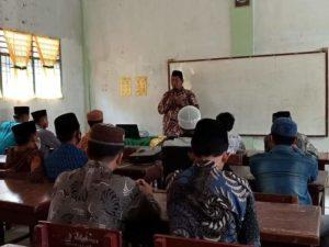 BKPRMI Wampu, Laksanakan Pelatihan Imam dan Bilal Tarawih
