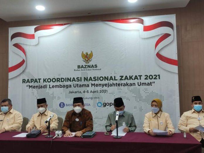 BAZNAS Minta Presiden Jokowi Keluarkan Perpres agar PNS Bayar Zakat